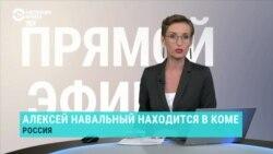 Кома Навального и уголовные дела в Беларуси. Спецэфир. Часть 1