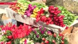 """Азия: """"женский день"""" 8 марта"""