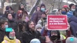 """""""Ничего не получилось"""". ГосСМИ о протестах 31 января"""