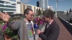 Протестный Минск и люди, которые в нем живут. Репортаж Тимура Олевского