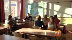 В Вильнюс на учебу приехали школьники из Луганска и Донецка