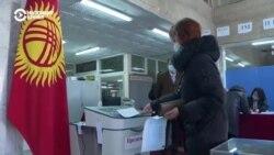 Низкая явка и бюллетени на стуле. Как Кыргызстан голосовал на выборах президента и референдуме