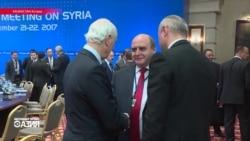 Стороны сирийского конфликта договорились о разминировании и обмене пленными