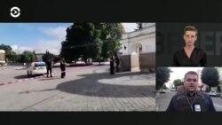 Освобождение заложников в Луцке. Вечер с Ириной Ромалийской