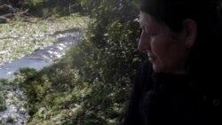 Когда созревает хурма: короткие встречи и долгие проводы матери и сына в азербайджанском селе