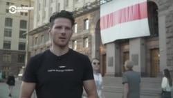 Акционист Кузьмич уехал из Беларуси после дела о порнографии на избирательном участке