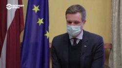 Министр иностранных дел Литвы о ситуации с Навальным