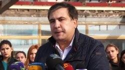 Саакашвили уходит в отставку, как на это реагируют в Одессе?