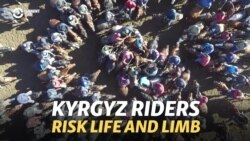 Kyrgyz Kok-Boru Poses Dangers To Man And Beast