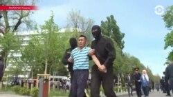 Азия: задержаны десятки человек, поддержавших политзаключенных