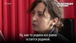 Немецкая скрипачка лечит музыкой жителей Донбасса