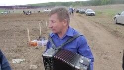 Антисанкционная картошка в Березовском