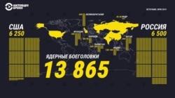 Сколько ракет в мире и как работал Договор о ликвидации ракет средней и меньшей дальности