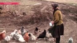 Колхоз уехал, село осталось: как выживает самая маленькая деревня Грузии
