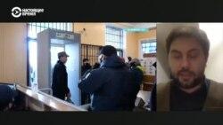 Как доказывали вину украинского активиста Сергея Стерненко в деле о похищении и пытках. Рассказ журналиста Антона Наумлюка