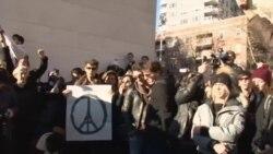Нью-Йорк поддерживает Париж в борьбе с террором