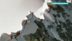 Почему альпинисты погибают в очереди на Эверест