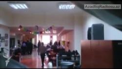 Обыск в бакинском бюро Радио Азадлыг