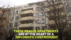 Undiplomatic Quarters: Russia's Secret Prague Apartment Business