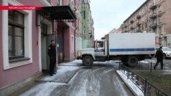 """Лидера протестующих против """"Платона"""" дальнобойщиков приговорили к штрафу"""