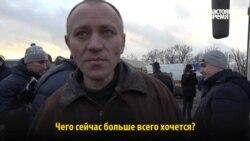 Обмен пленными между Украиной и сепаратистами