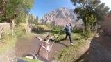 Perilous Path: Death Trail To A Remote Kyrgyz Village screen grab