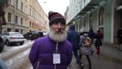 Человек на карте: бывший бомж лучше всех рассказывает о Петербурге
