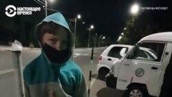 В Узбекистане милиционер избил ребенка и запер в своей машине