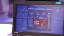 На улицах Бишкека появились китайские камеры распознавания лиц