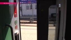 Вена для многих беженцев - перевалочный пункт: переселенцы держат путь в Германию