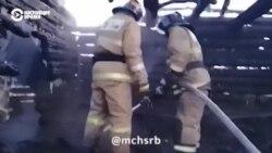 Одиннадцать человек погибли на пожаре в пансионате для престарелых в Башкирии