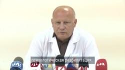Интервью главврача больницы, где обследуют освобожденных украинцев