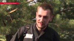 Олег Навальный вышел на свободу, отсидев 3,5 года в колонии