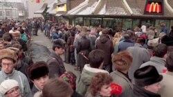 """Шестой человек в очереди в первый советский """"Макдональдс"""" рассказал о его открытии"""