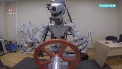 Робот Федор со второй попытки попал на МКС