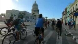 На Кубе возрождают увлечение велосипедами