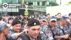На марше в поддержку Ивана Голунова в Москве задержали 400 человек