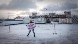 Беда Варвары Михайловой – в чем виновата одиночная пикетчица в защиту Дадина