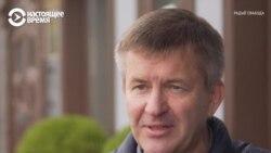 Поддержавший протесты дипломат Игорь Лещеня – о санкциях и Лукашенко