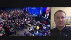 Украинский политолог о выступлении Путина