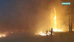 Якутия продолжает гореть, местные власти просят денег