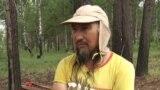 Шаман пешком идет из Якутии в Москву изгонять Путина