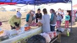 Как в Бишкеке отмечают Новруз