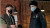 В Петербурге полиция пришла с обыском в штаб Навального
