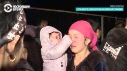 Сотни жителей Казахстана бежали из страны после погромов в Кордайском районе