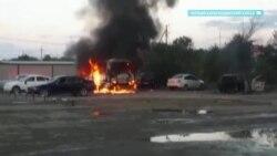 В Казахстане пытались устроить самосуд над мужчиной, обвинив его в похищении девочки