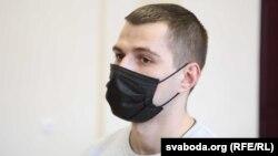 Журналист Роман Васюкович в суде