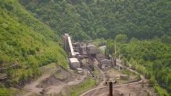 В Грузии бастуют шахтеры марганцевых рудников
