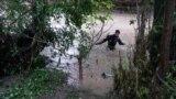 CRIMEA - consequences of flooding in the village of Kuibyshevo, Bakhchisarai district, Ukraine, 05Jul2021