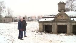 В Петербурге общественники пытаются создать мемориал на месте закрытого кладбища. Там хоронили умерших в блокаду